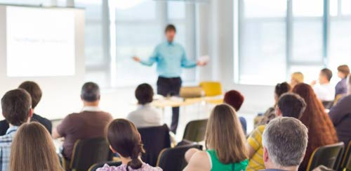 school marketing ideas: free seminars